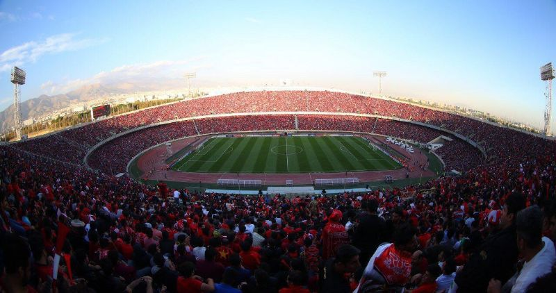 Azadi Stadium – Sân vận động lớn nhất thế giới của Iran