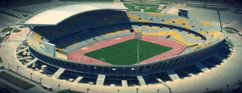 Sân Borg El Arab Stadium