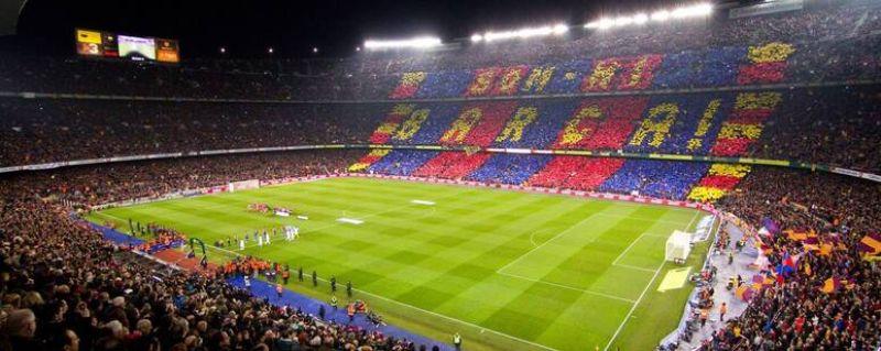 Sân vận động Camp Nou - Tây Ban Nha