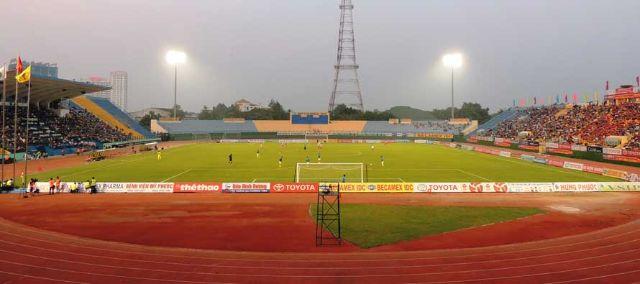 Sân vận động lớn nhất Việt Nam Gò Đậu – Bình Dương