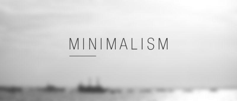 Minimalism là gì