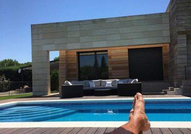 Nhà của Cristiano Ronaldo với thiết kế cực sành điệu
