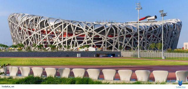 Những sự thay đổi của sân vận động Tổ chim