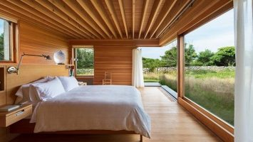 Phong cách nội thất homestay minimalism mang lại cảm giác bình yên