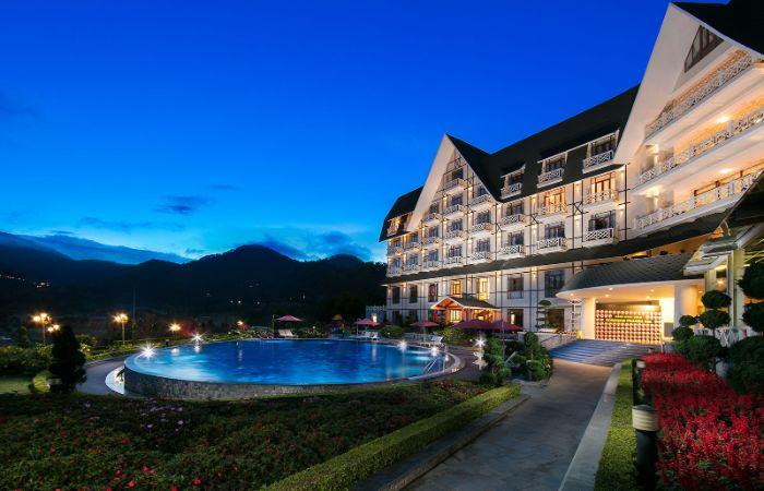 Resort Swiss-bel Tuyền Lâm Đà Lạt