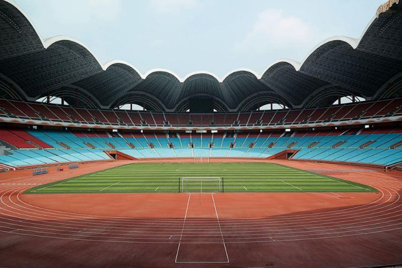 Rungrado May Day – Sân vận động lớn nhất thế giới