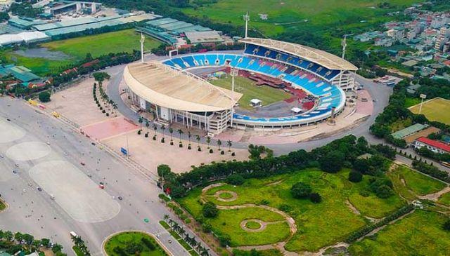 Sân vận động lớn nhất Việt Nam – Sân vận động Quốc gia Mỹ Đình
