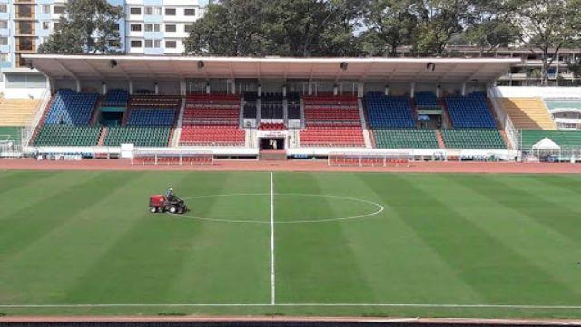 Sân vận động Thống Nhất- Thành Phố Hồ Chí Minh