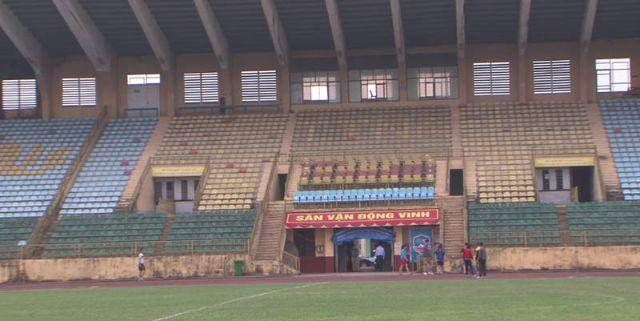 Sân vận động Vinh – Nghệ An