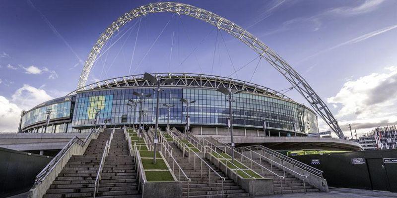 Wembley Stadium – Sân vận động của Anh