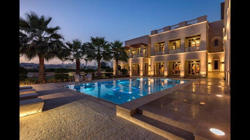Sector Villas In Emirates Hills, Dubai