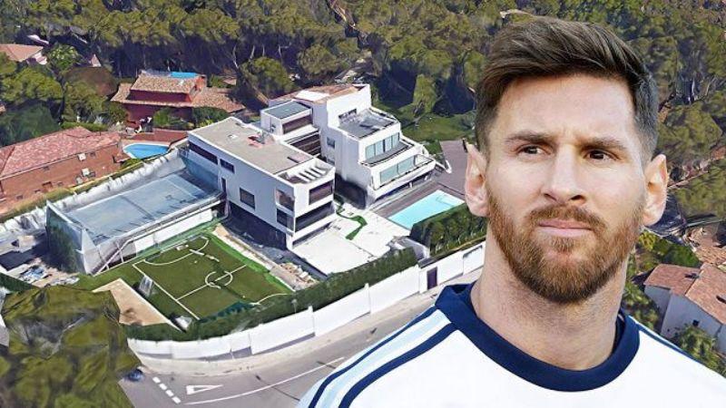 Nhà của Messi