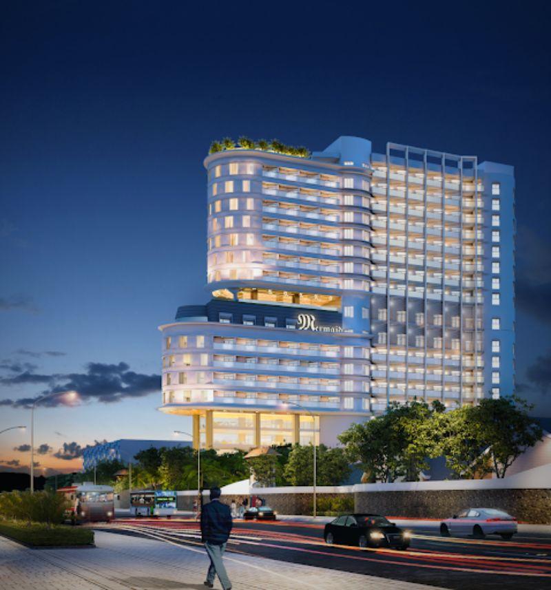 Mô hình thiết kế khách sạn 4 sao