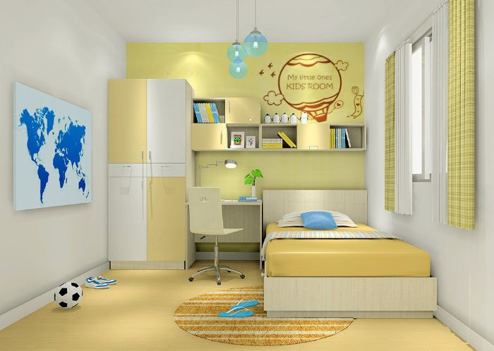 Nội thất phòng ngủ cần phù hợp với bản vẽ