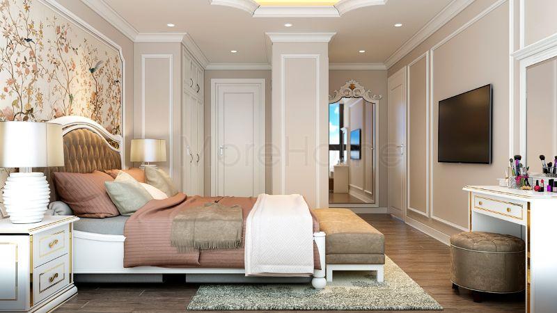 Phòng ngủ khách sạn 4 sao