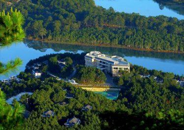 Resort Đà Lạt - Dalat Edensee Lake Resort & Spa