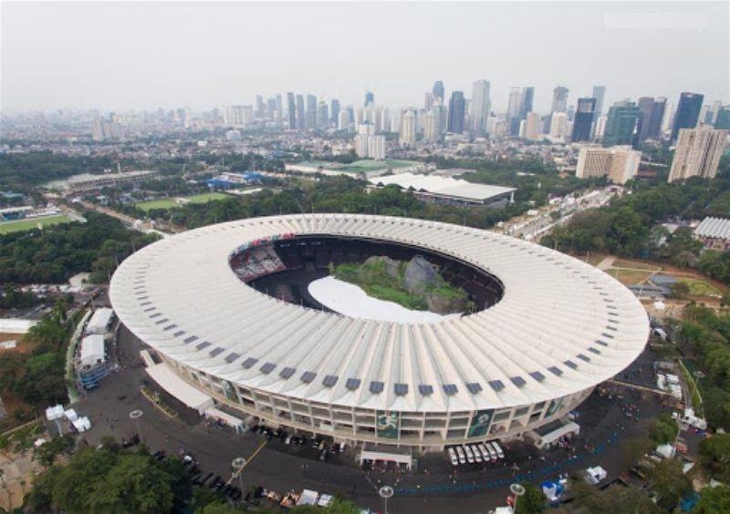 Sân Gelora Bung Karno Stadium
