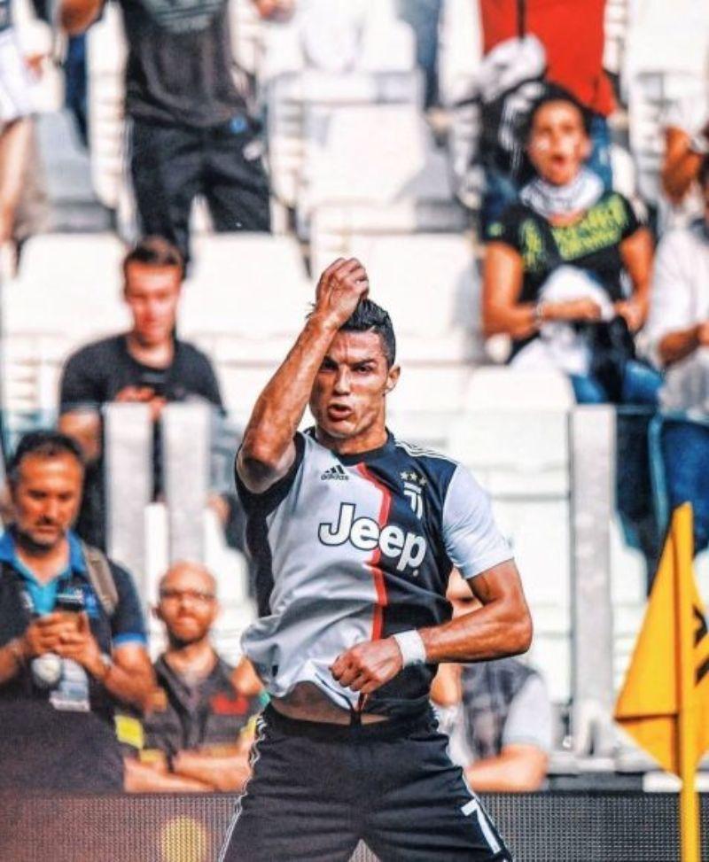 Kiểu ảnh bắt trọn Ronaldo cận cảnh nhất