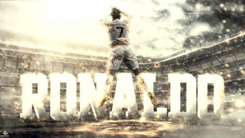 Ronaldo với những bức hình cực cuốn hút trở thành điểm sáng với nhiều người