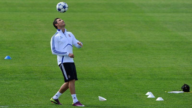 Ảnh cầu thủ Ronaldo đẹp nhất