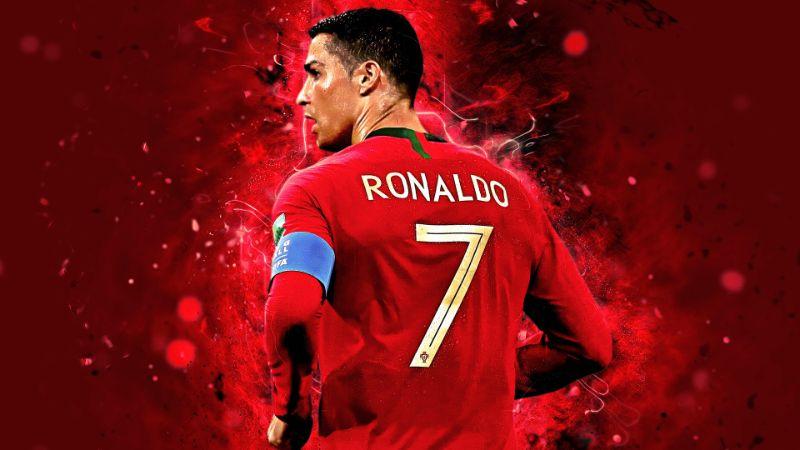 Ảnh cầu thủ Ronaldo đẹp bắt mắt nhất hiện nay