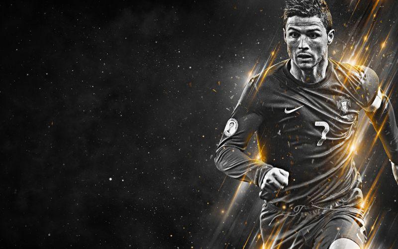 Hình nền Ronaldo tỏa sáng hút hồn điêu đứng người hâm mộ