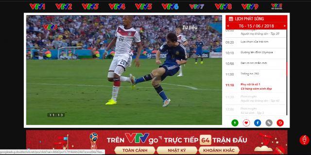 K+ là phần mềm xem bóng đá rất được yêu thích