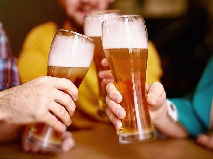 Bia có tốt cho gym?