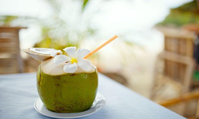 Các loại vitamin có trong nước dừa