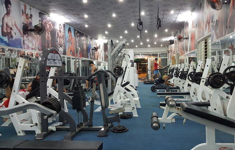 Câu lạc bộ thể hình HTC Fitness