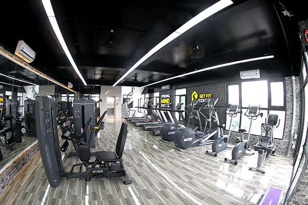 Chi phí mở và thu phí phòng gym