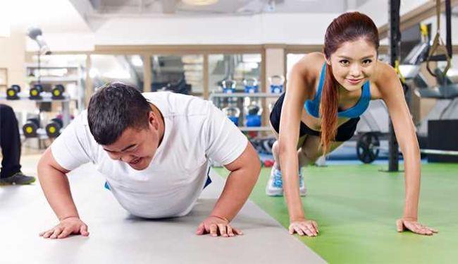 Có nên tập gym buổi trưa?