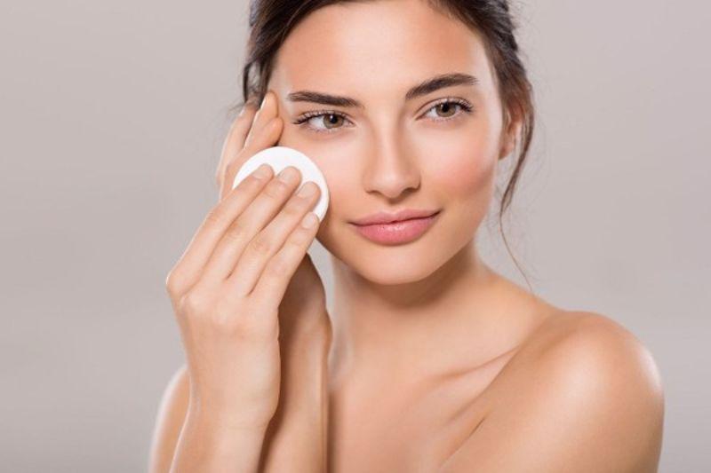 Làm sáng da, giảm mụn hiệu quả