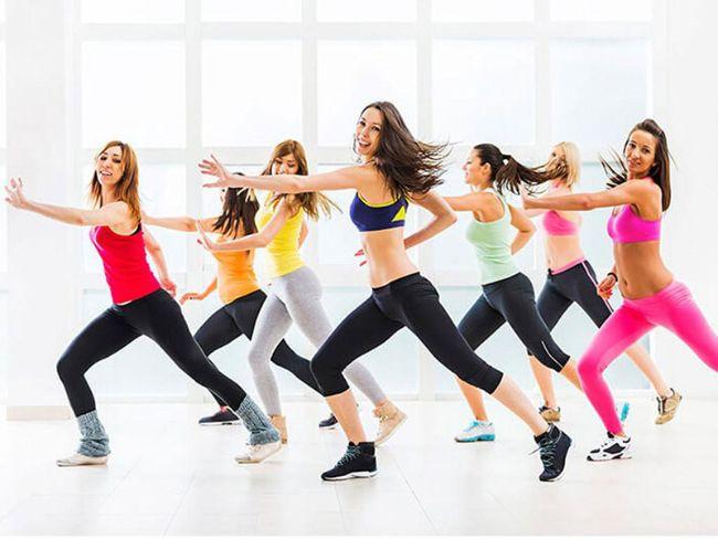 Lợi ích khi tập aerobic