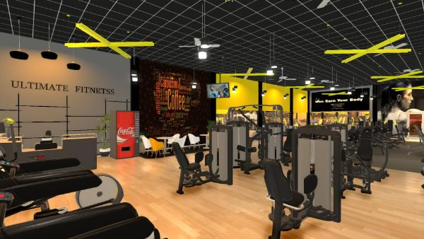 Mở phòng gym cần những gì?