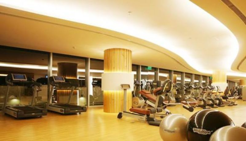 Phòng tập gym ở tphcm CRESCENT PLAZA