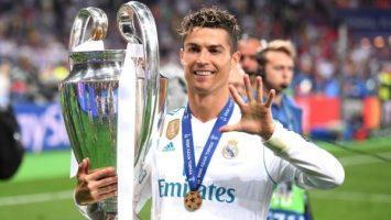 Real Madrid giành chức vô địch Champions League