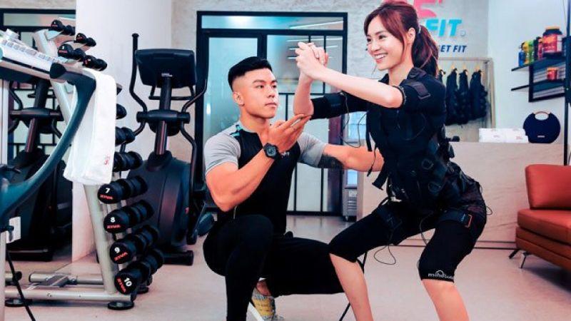 Tập gym 1 tháng giảm bao nhiêu kg - bài tập khởi động