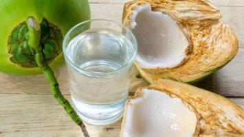 Tập Gym có nên uống nước dừa