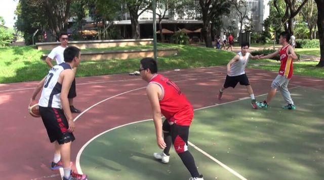 Kỹ thuật này giúp bạn chơi rất hiệu quả bóng rổ đường phố