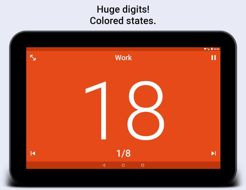 Ứng dụng bấm giờ khi tập gym Progression Workout Tracker