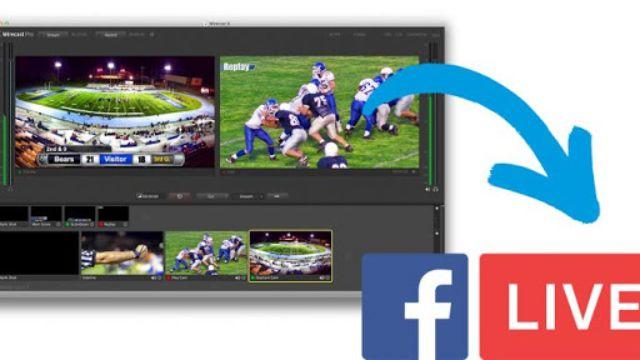 Thao tác xem bóng đá trên Facebook tương đối dễ dàng