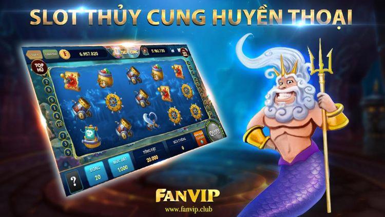 Cổng game Fanvip được nhiều người chọn lựa
