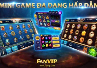 Cổng game Fanvip - nơi người chơi có thể tận hưởng nhiều điều thú vị