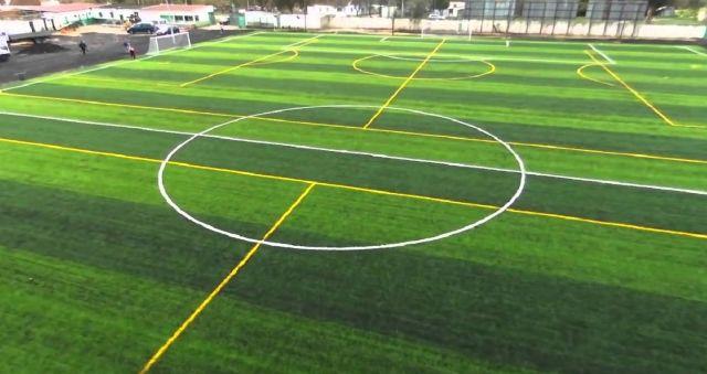 Kích thước sân bóng đá 5 người tiêu chuẩn
