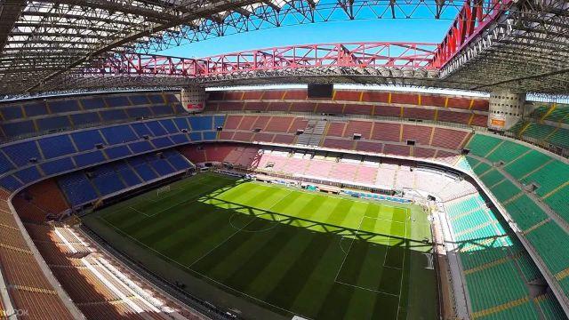 San Siro là một trong những sân vận động đẹp nhất thế giới