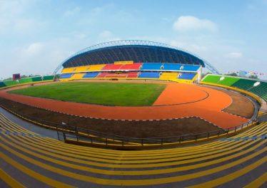 sân vận động đẹp nhất Đông Nam Á