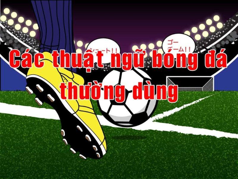 Thuật ngữ trong cá độ bóng đá trực tuyến